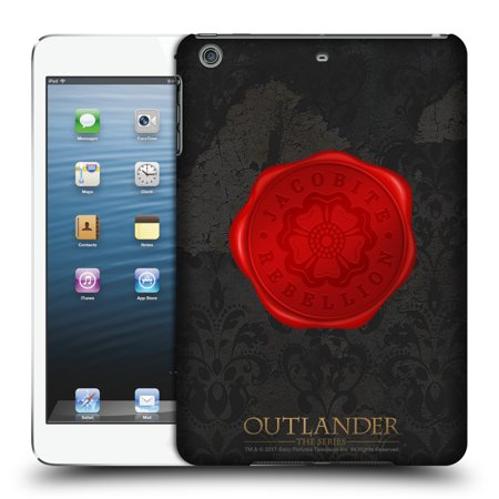 OFFICIAL OUTLANDER GRAPHICS HARD BACK CASE FOR APPLE IPAD