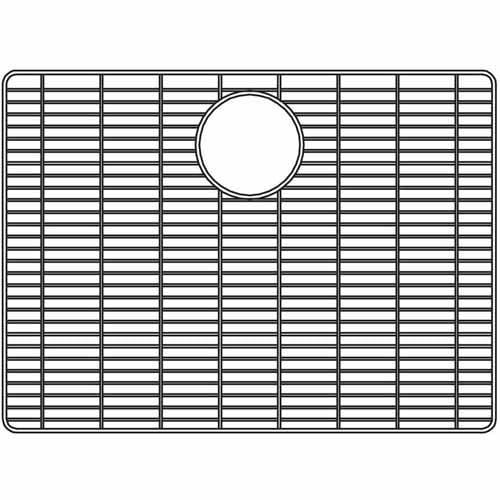 Houzer 629704 Wirecraft Kitchen Sink Bottom Grid for Quartztone Granite Sinks