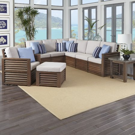 home styles barnside 5 piece living room set