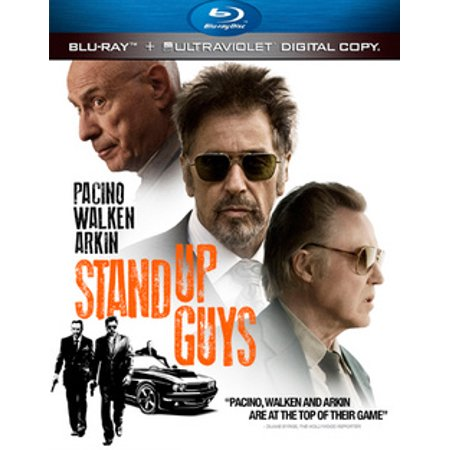 Stand Up Guys (Blu-ray) - Old Guy From Up