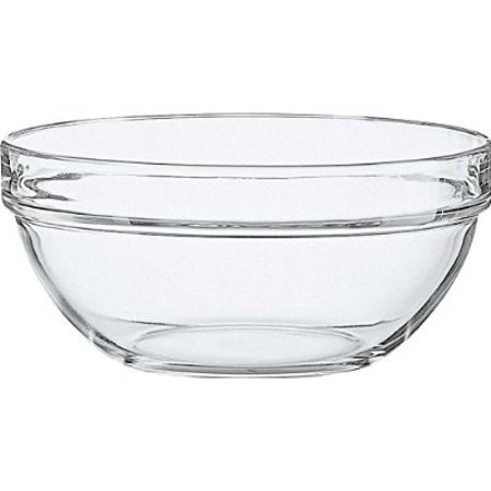 Luminarc Glass 4 Inch Stackable Round Bowl