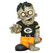Forever Collectibles NFL Resin Zombie Figurine, Green Bay Packers
