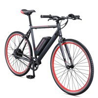 Schwinn Monroe 250 Watt Hub-Drive 700c Single Speed Electric Bicycle, Small Frame