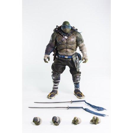 ThreeZero Teenage Mutant Ninja Turtles Out of the Shadows Leonardo 1:6 - Teenage Mutant Ninja Turtles Leonardo