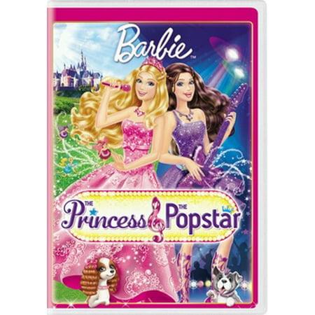 Barbie: The Princess & The Popstar (DVD)](Top Womens Movies)