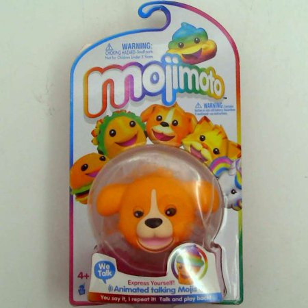Refurbished Mojimoto Puppy Dog Repeating Talk-Back Toy That Records & Repeats and Lip-syncs to Music! (Styles May Vary) by Cepia