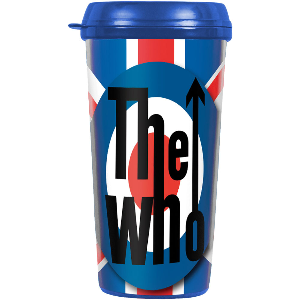 Who - Travel Mug