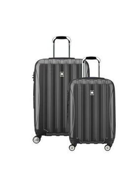"Delsey Paris Helium Aero 2-Piece Luggage Set (19"" International Carry-On And 29"")"