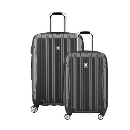 Delsey Paris Helium Aero 2-Piece Suitcase Set (21