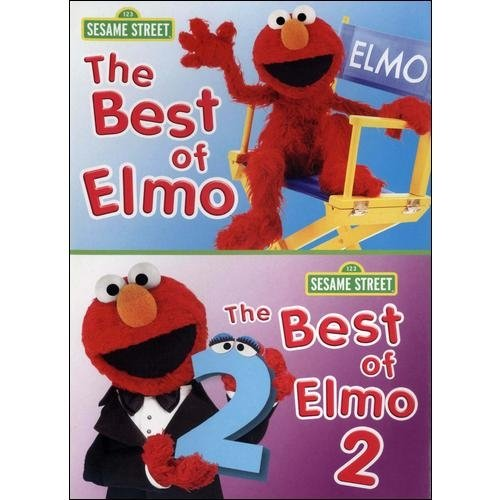 Sesame Street: The Best Of Elmo, Volumes One And Two (Full Frame)