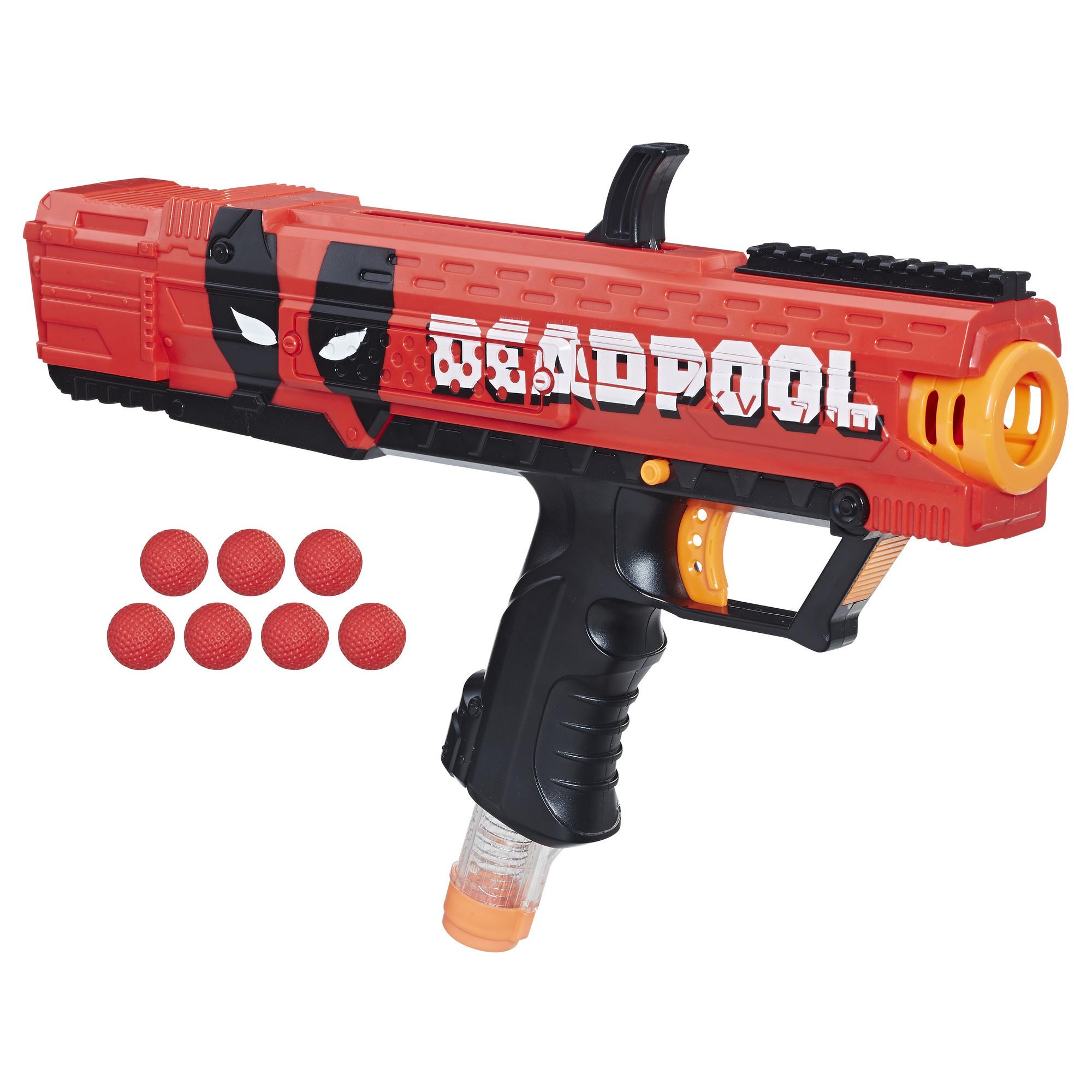 Nerf Rival Deadpool Apollo XV-700 by Hasbro, Inc