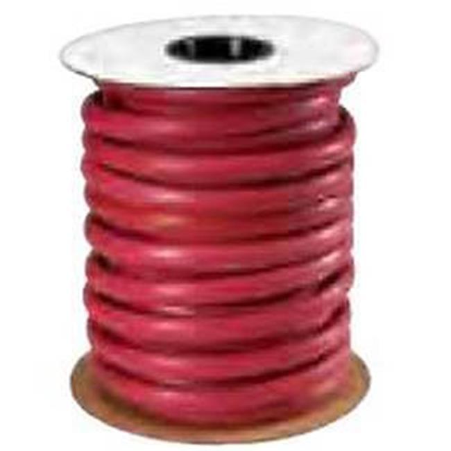 T60005003-RUTOL Utility Hose, Red - 0.125 OD x 0.75 x 75 ft. - image 1 de 1