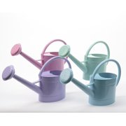 "21.5"" New Romance Pastel Pink Outdoor Garden Patio Watering Can - 5 Liter"