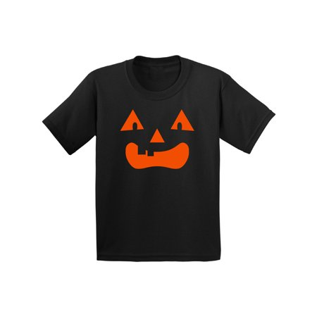 Awkward Styles Jack O'Lantern Pumpkin Shirts for Kids Halloween Pumpkin Graphic T-Shirt for Children Spooky Orange Pumpkin Tee Fun and Easy Halloween Costume for Kids (Fun And Easy Halloween Costume Ideas)