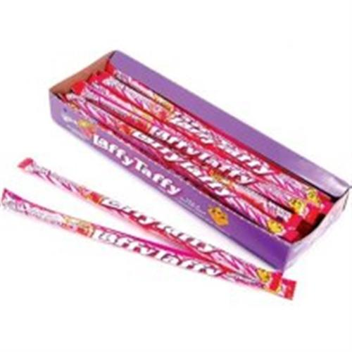 Laffy Taffy  Rope Strawberry 24 pack (0.81 oz per pack) (Pack of 3)