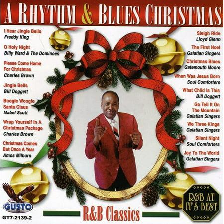 Rhythm & Blues Christmas / Various ()