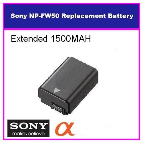 Compatible Li-Ion Battery FOR SONY SLTA33L DSLR CAMERA