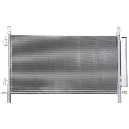 NEW AC CONDENSER FITS CHEVY 10-12 CAMARO PFC 5MM GM3030286 92239774 3213 15-63710 15-63710 92239774 GM3030286 (1992 Chevy Camaro Iroc Z For Sale)