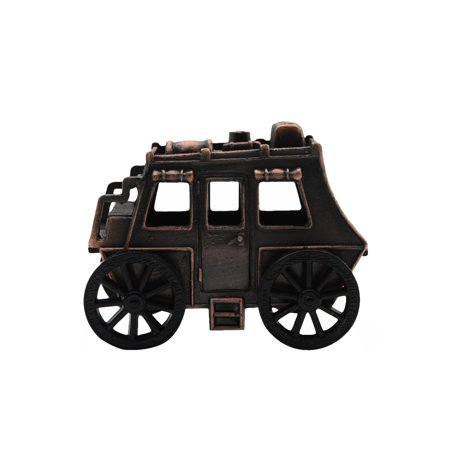 Diecast Metal Replica (Metal Stagecoach Replica Novelty Toy Desk Pencil Sharpener Die Cast)