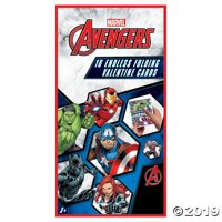 Marvel Avengers? Valentine Folding Cards