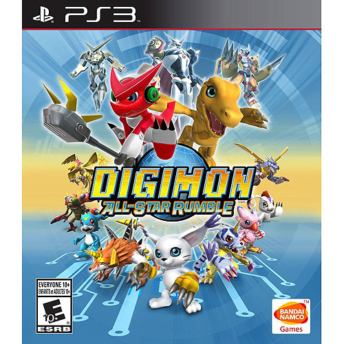 Digimon All-Star Rumble (PS3) 722674111409