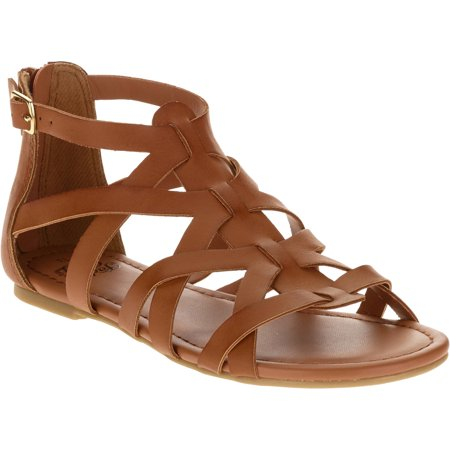 Gm Faded Glory Gladiator Sandal Walmart Com