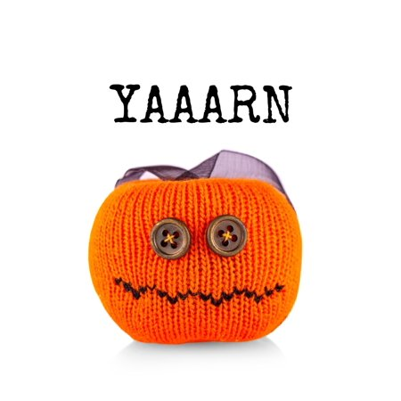 Easy Do It Yourself Halloween Crafts (Yaaarn: Knit Journal For Halloween Knitting Patterns, Needle Point, Embroidery, Chunky Knits, Crochet & Patchwork Handmade Craft Projects - 4 x 5 Ratio & 2 x 3 Ratio Journal 8.5