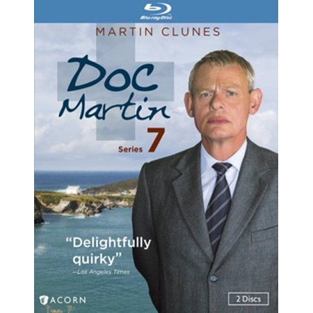 Doc Martin: Series 7 (Blu-ray)