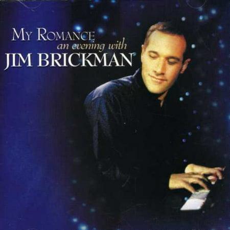 My Romance: An Evening with Jim Brickman (CD)