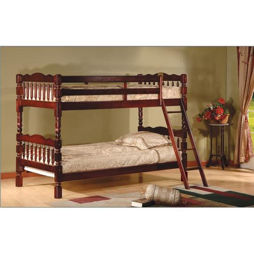 Harriet Bee Alexandro Twin over Twin Bunk Bed
