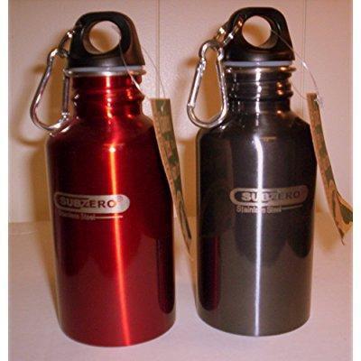 Subzero Stainless Steel Water Bottle - Red 500 ml