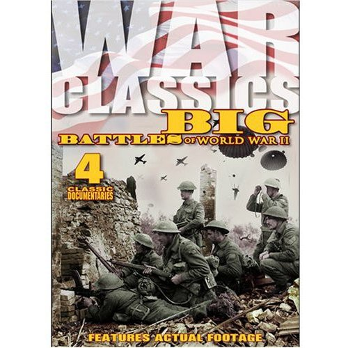 War Classics, Vol. 12: Big Battles Of World War II