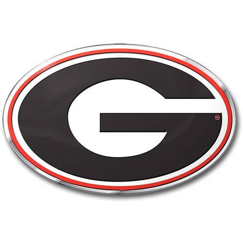 NCAA Georgia Bulldogs Color Bling Emblem