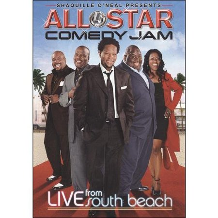 Shaquille Oneal Presents  All Star Comedy Jam  Live From South Beach   Full Frame