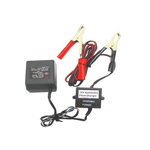 Grip 38020 12V Automatic Battery Float Charger