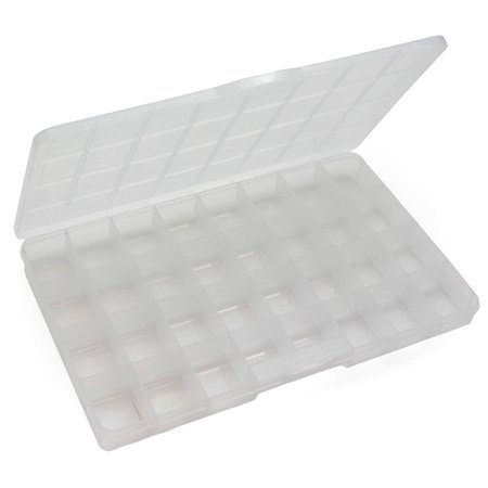 , Inc Letter Tile Organizer Container By Primary Concepts](Primary Concepts)