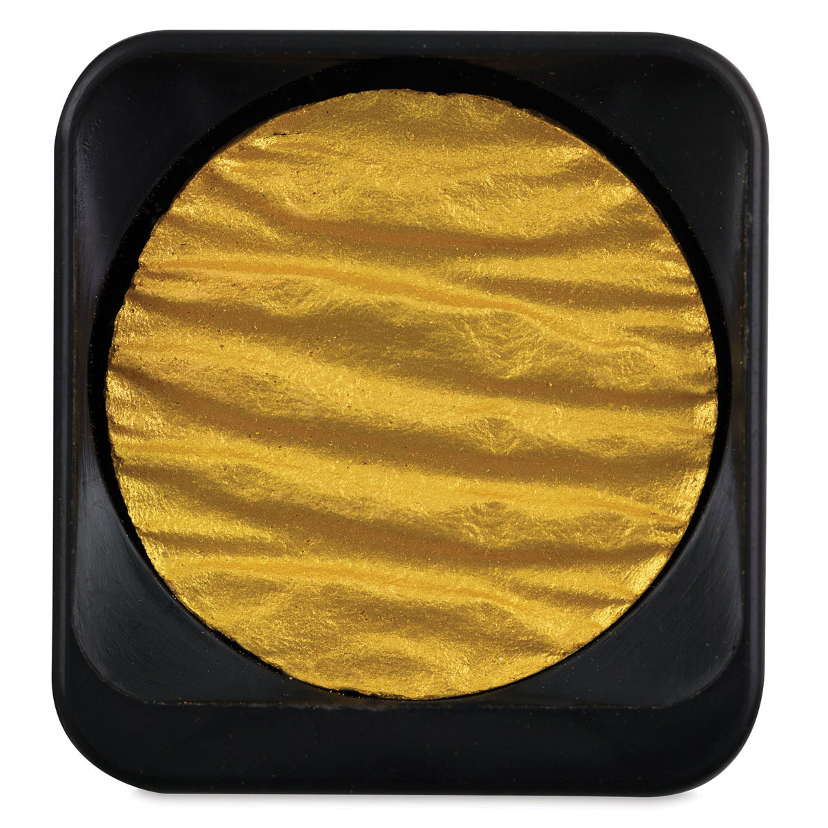 Finetec Artist Mica Watercolor Pan Refill – Pearl Gold