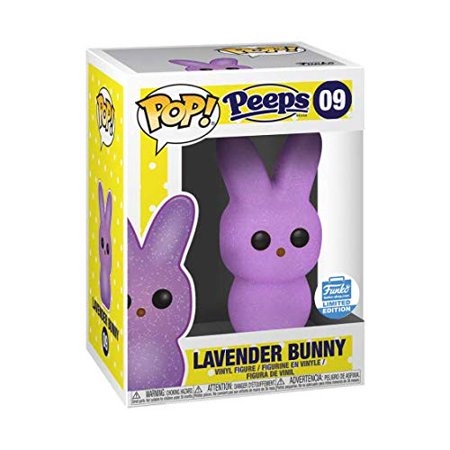 FunkoPop Peeps Lavender Bunny Limited Edition w/Hard
