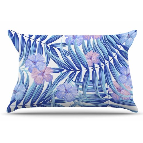 East Urban Home Marta Olga Klara 'Hawaiian' Pillow Case