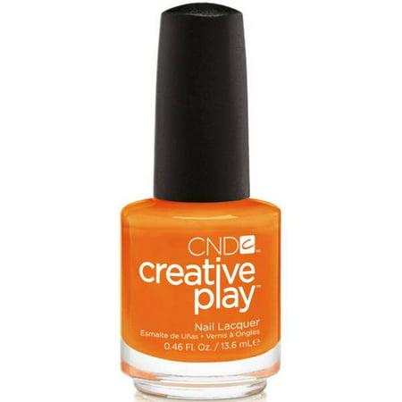 CND Creative Nail Design Nail Lacquer Polish Hold On Bright! #495 .46oz - Halloween Creative Nails