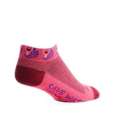 women's 1in winer cycling/running socks (winer - s/m)