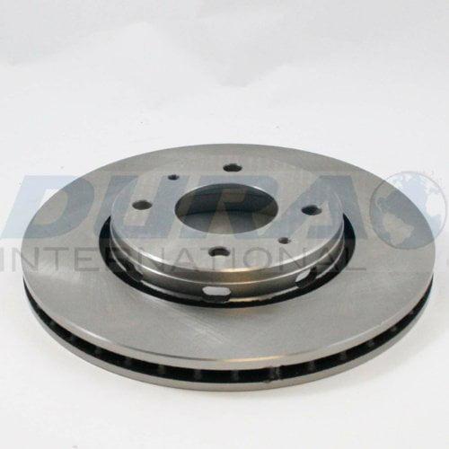 BR31177 Dura International BR31177 Front Vented Disc Brake Rotor