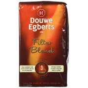 Douwe Egberts Filter Blend Ground Coffee 8.8 Ounces (Pack of 2)