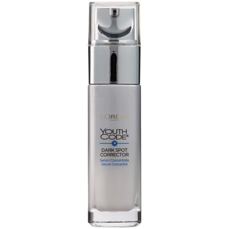 Dark Spot Corrector Face Serum for Even Skin Tone by Lâ??Oreal Paris, Youth Code Anti-Aging Serum, Non-greasy, 1.0 oz 1