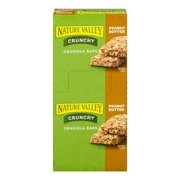 Nature Valley Peanut Butter Crunchy Granola Bars, 26.82 oz