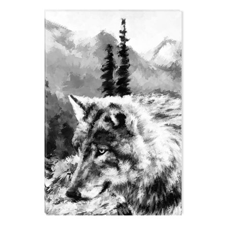 Startonight Canvas Wall Art Black And White Abstract The