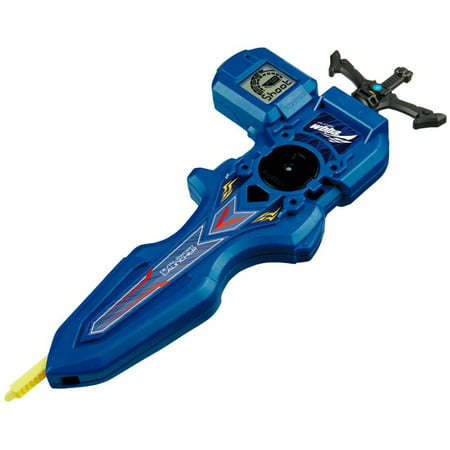 Beyblade Burst Takaratomy B-93 Digital Sword Launcher Blue - image 1 of 1