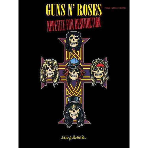 Guns N' Roses: Appetite for Destruction : Piano, Vocal, Guitar