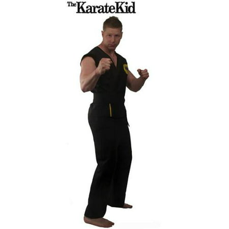 Karate Kid Cobra Kai Deluxe Adult Costume - Karate Costumes For Kids