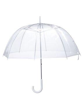 3e7bbc69a32ee Product Image Miles Kimball Clear Dome Umbrella